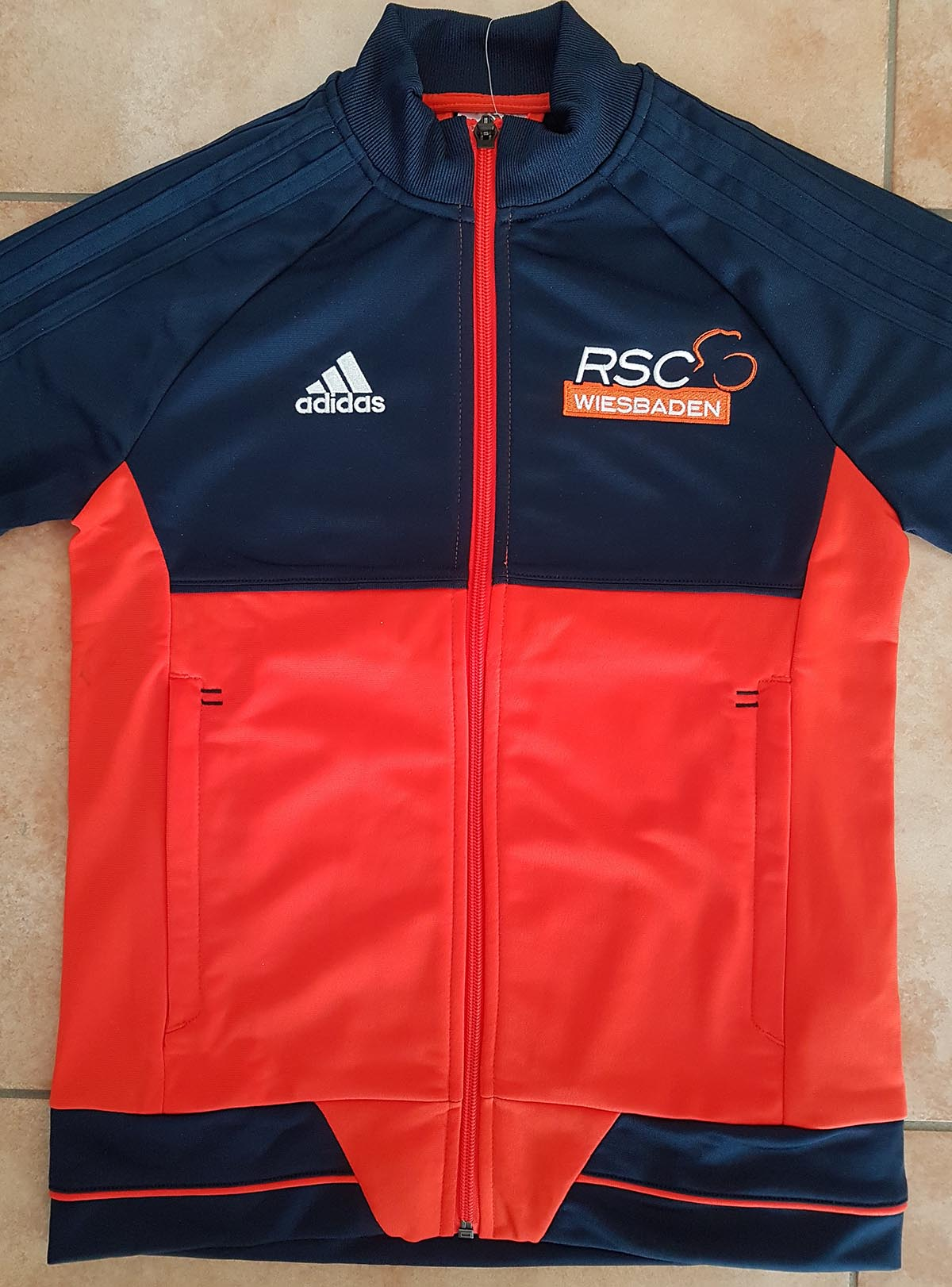 1802 Trainingsjacke adidas f